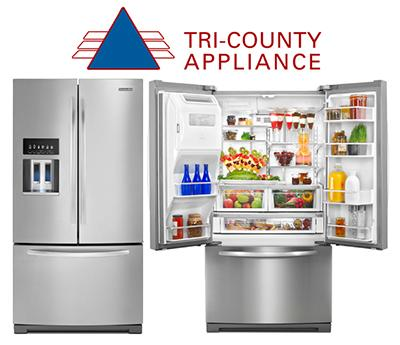 Wpt Auction Tri County Appliance Inc Kitchenaid French Door