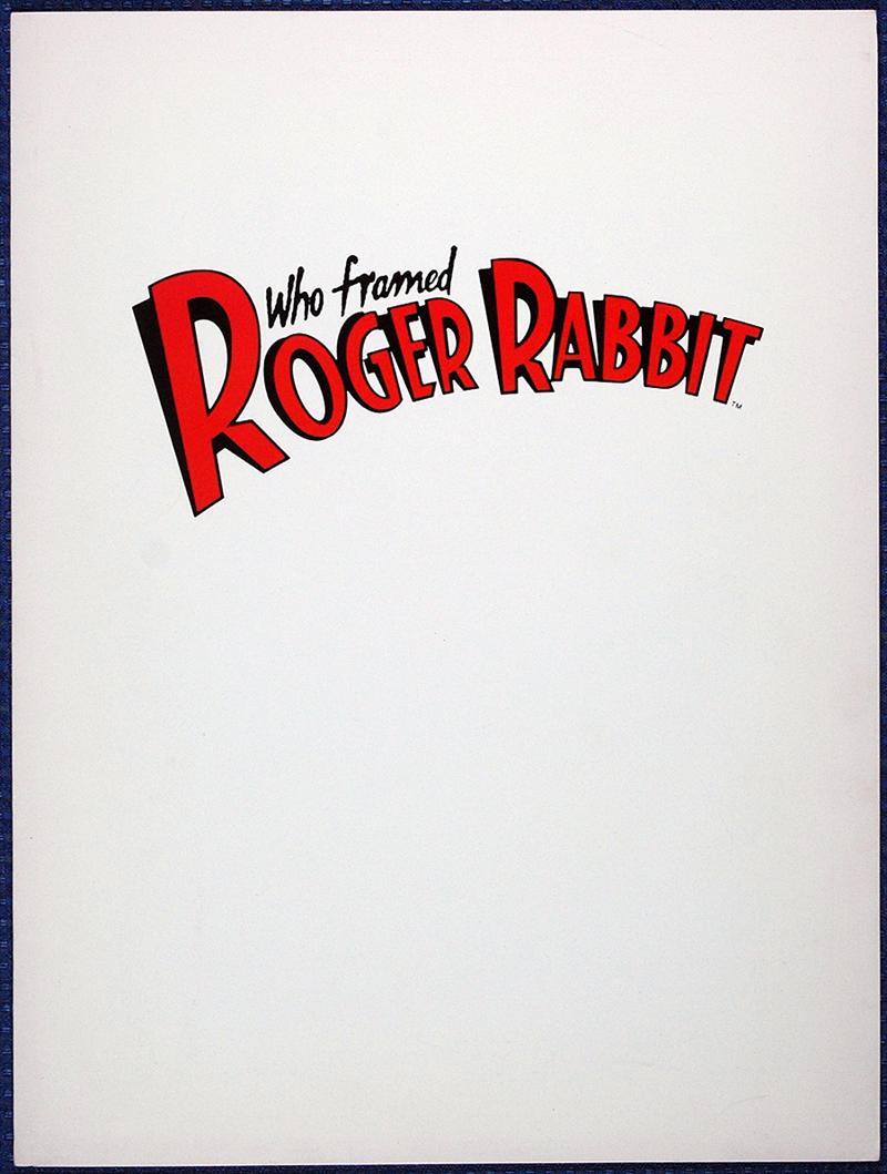 Disney OLIVER & COMPANY + WHO FRAMED ROGER RABBIT Cast + Crew ...