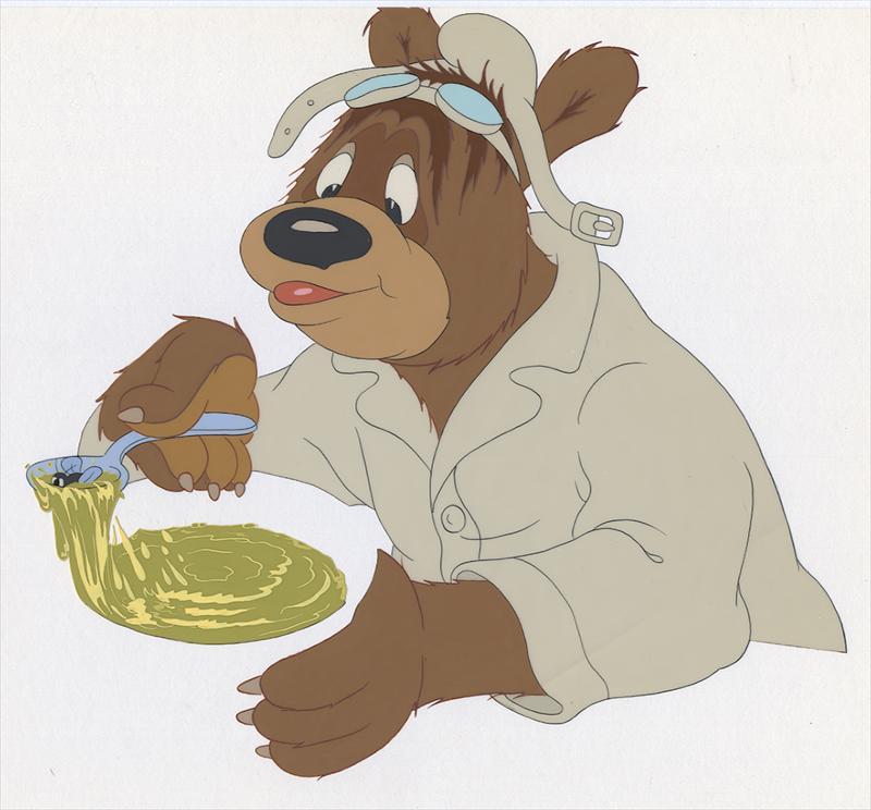 barney bear - photo #37