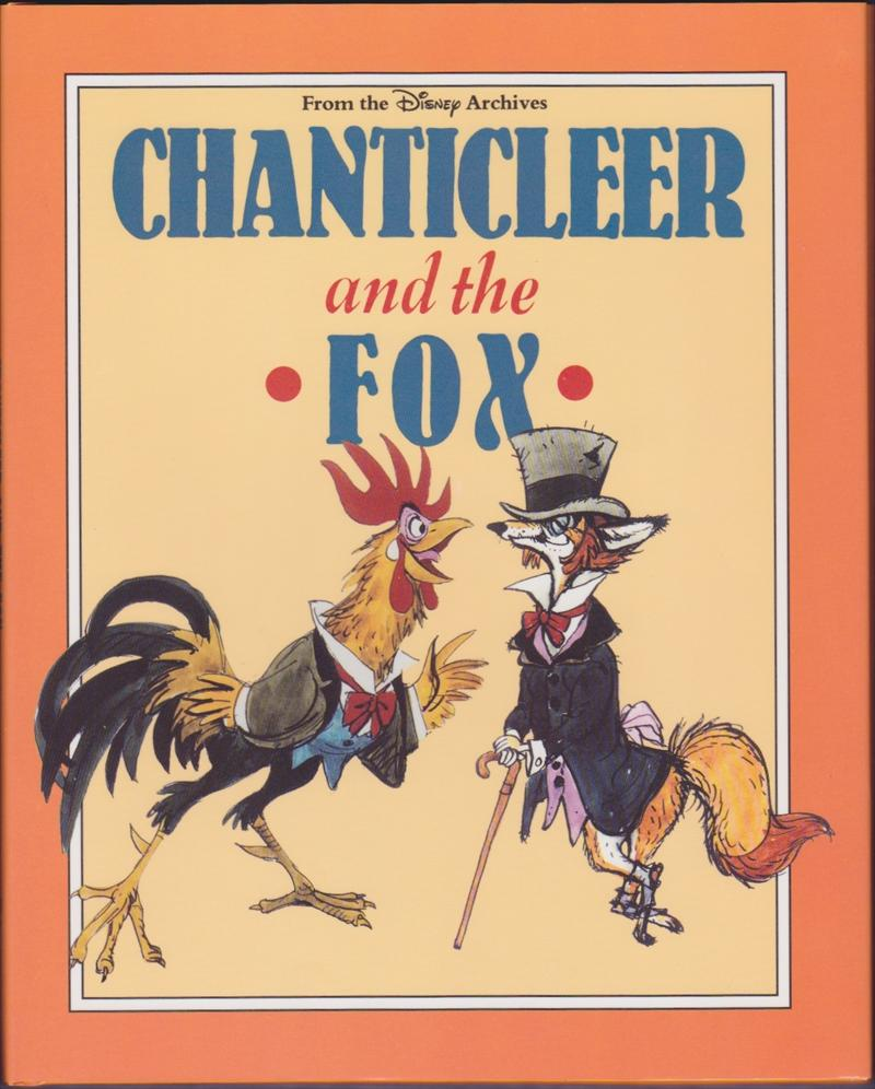 Disney chanticleer and the fox for The chanticleer
