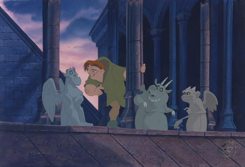 You May Want To Read This About Gargoyles Hunchback Of