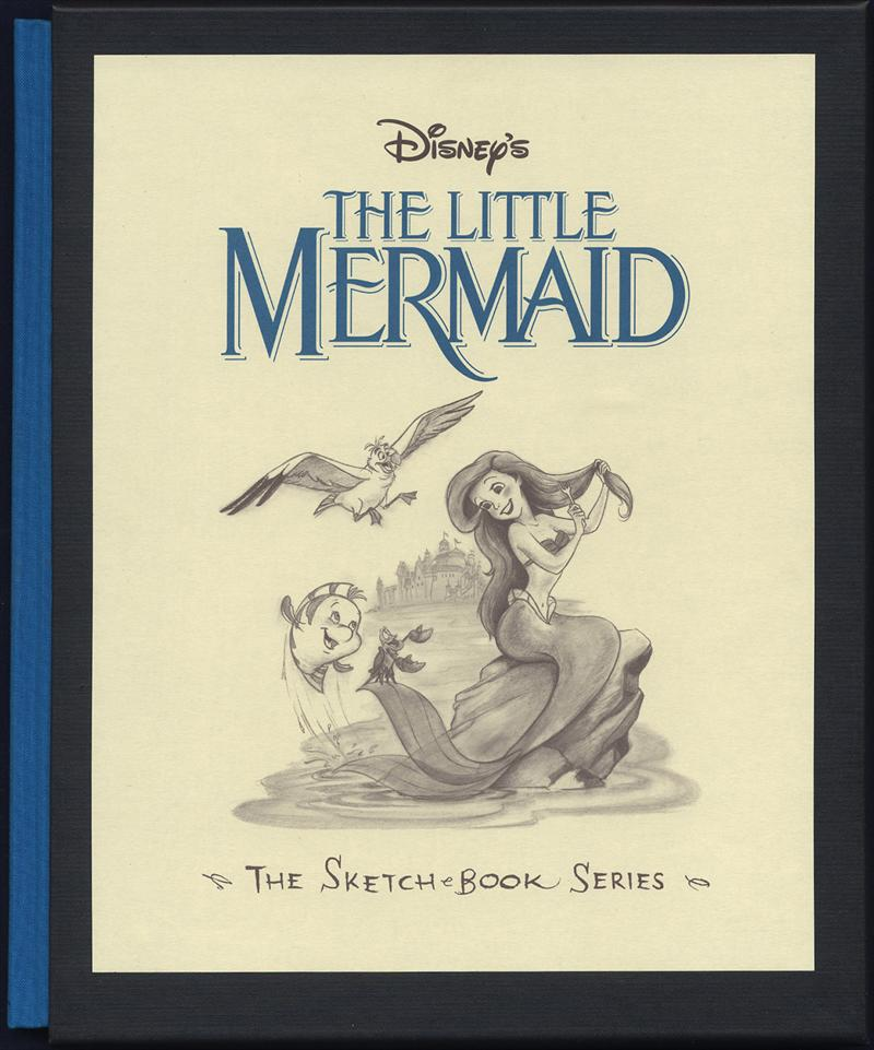 auction.howardlowery.com: Disney THE LITTLE MERMAID Fine