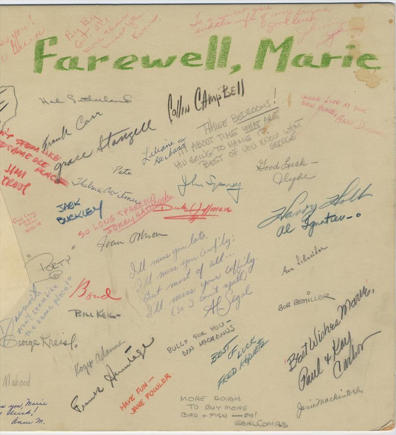 auctionhowardlowery walt disney studio farewell