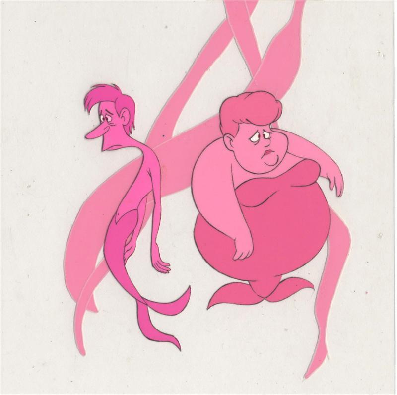 auction.howardlowery.com: Disney THE LITTLE MERMAID