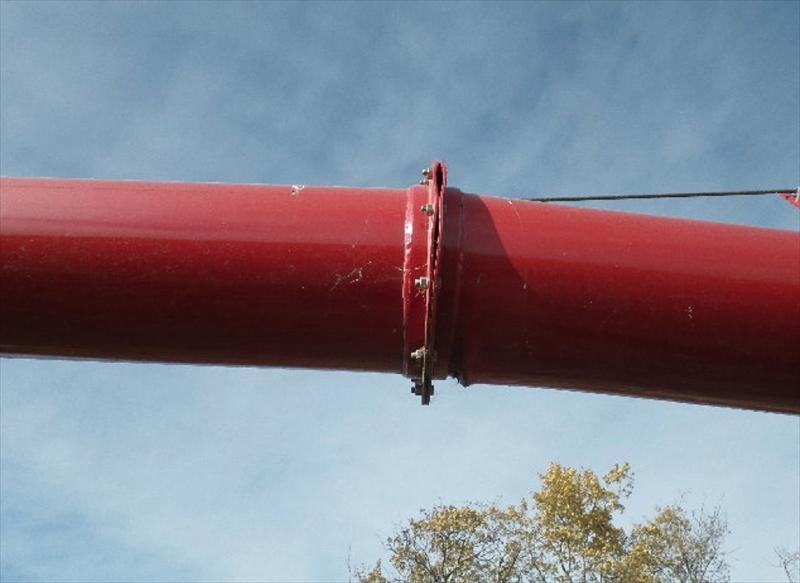 Barga ca: 2011 Buhler Farm King Grain Auger